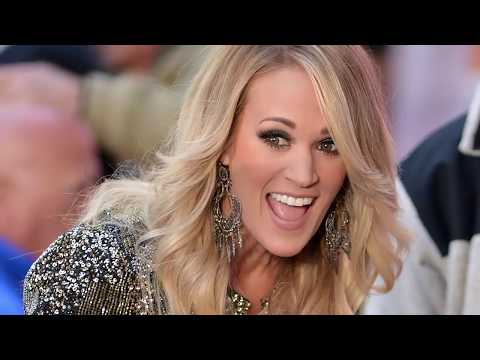 Carrie Underwood Reveals Her Celebrity Crush