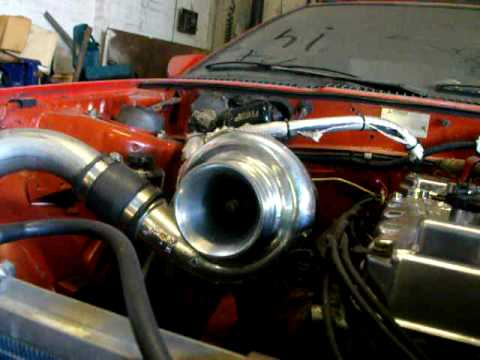 G54b w/Mx6 Intake powered by Megasquirt fuel only!!