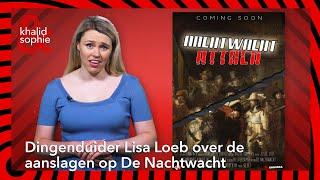 De Dingenduider: Lisa Loeb - De Nachtwacht   Khalid en Sophie
