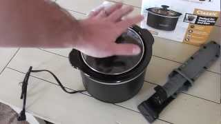 Crock Pot 1.5 Qt Unboxing