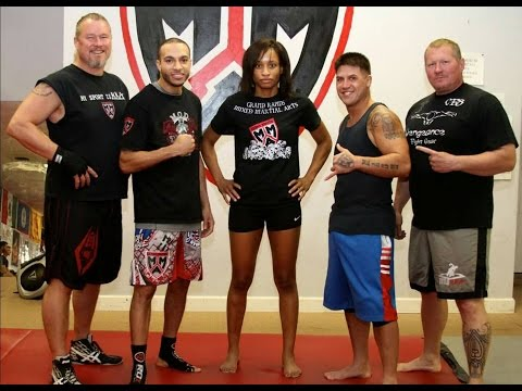 Gloved Season 2 Grand Rapids MMA Trainers  Johnny Grigware and Magnuson Carlgren