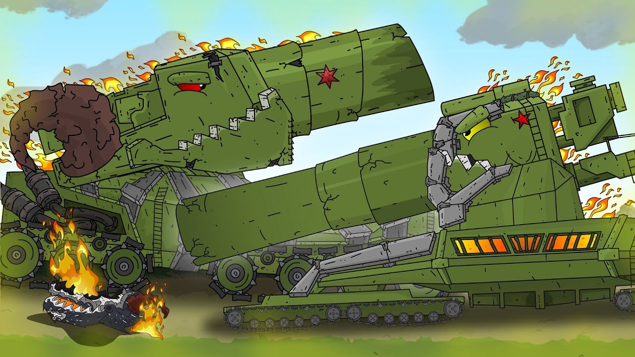 Дора против Фердинанда Все Серии - Мультики про танки