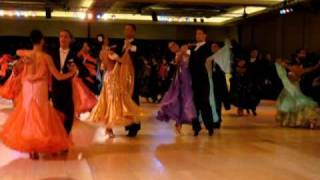 Snowball Classic Ballroom Dancing Competition