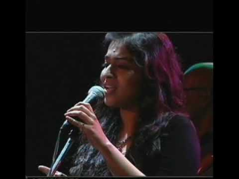 Hey Goodbye Nanba - Sung By SUNITHA SARATHY. (contains a small live audio).