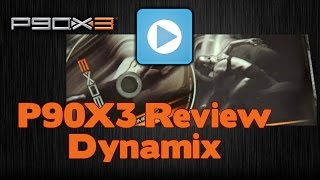P90x3™ Review Dynamix Workout