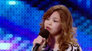 Molly Rainford One Night Only - Britain's Got Talent 2012 audition - Preview
