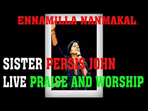 Sister.Persis John | Ennamilla Nanmakal.. Live Praise And Worship |  PCNAK USA 2016