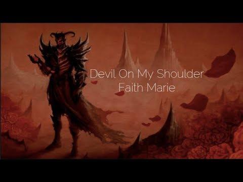 Faith Marie | Devil On My Shoulder Lyrics