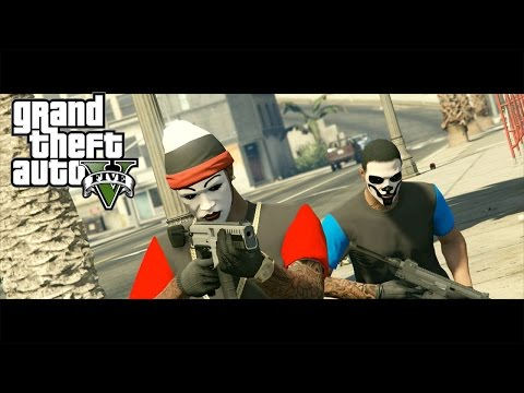 GTA 5 - Off The Blend Ft RNG KeeLo (Rockstar Editor)