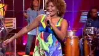Margareth Menezes - Morena do Mar - Som Brasil Caymmi