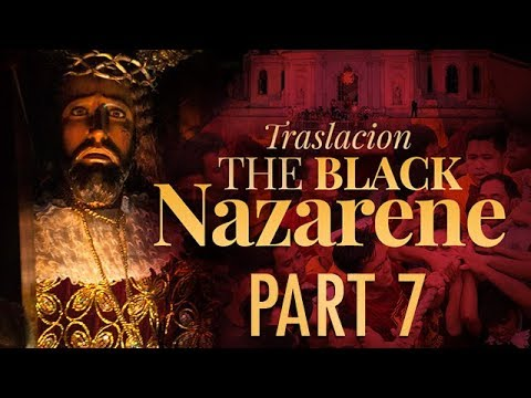 WATCH: Traslacion ng Nazareno 2018 - Part 7