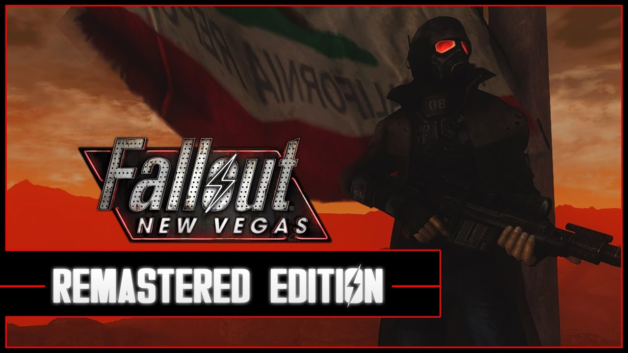 fallout new vegas ultimate edition remastered