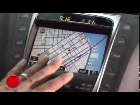 lexus gs 350 navigation update