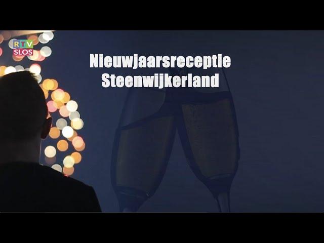 Nieuwjaarsreceptie Steenwijkerland 2021