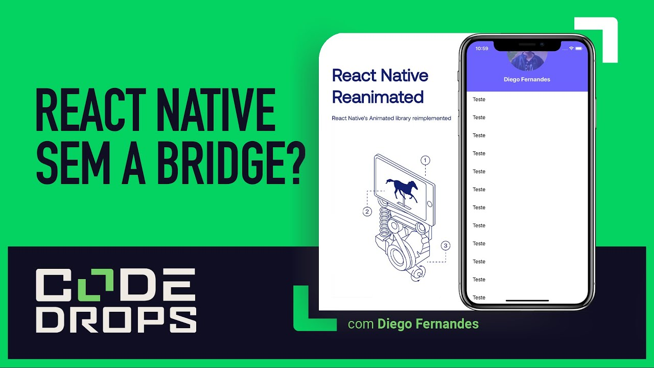 Animações no React Native com Reanimated V2