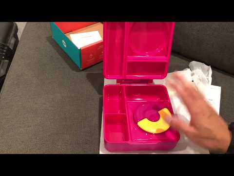 Omie Lunch Box - Bento Lunch Box for Kids Review