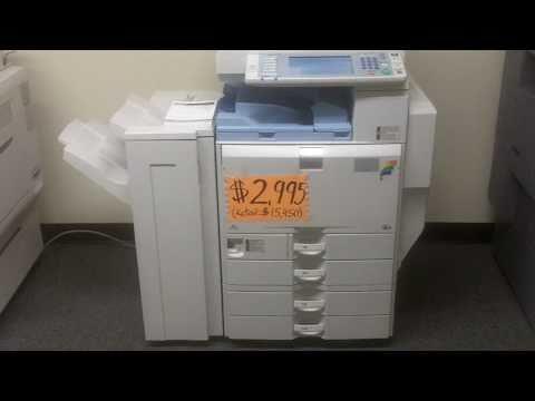 BROCHURE PDF MPC3500 RICOH