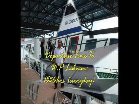 Welcome To Labuan (Malaysia) and  Muara (Brunei) via Express Ming Hai.