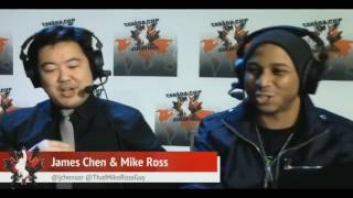 Mike Ross Bodied by James Chen