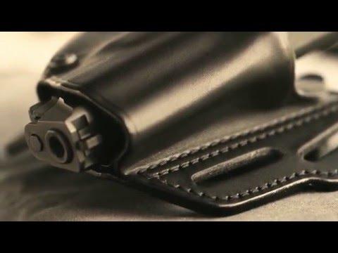 Blackhawk GripBreak Leather Holster