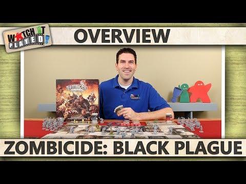 Zombicide: Black Plague - Overview