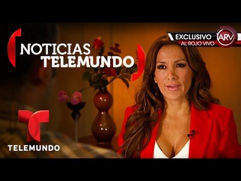 Esteban Loaiza se defiende | Exclusivo | Noticias Telemundo