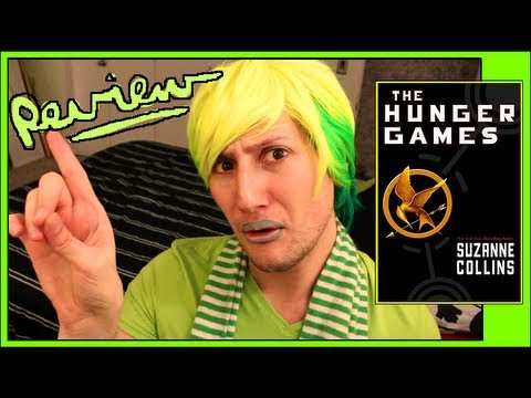 THE HUNGER GAMES REVIEW by K8
