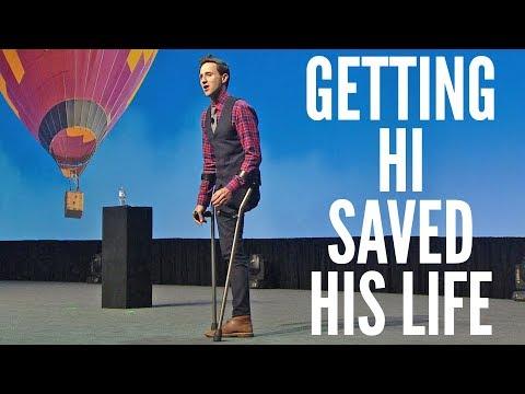 Getting Hi Saved His Life