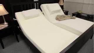 Adjustable Bed Frame - Manual Adjust