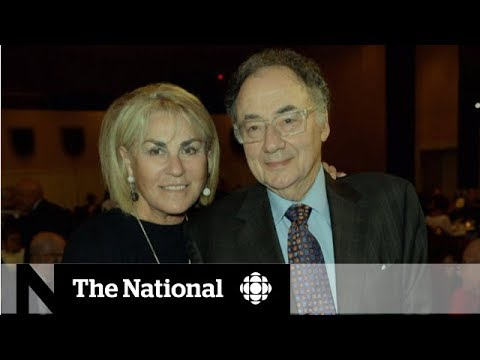 Apotex founder and wife found  barry sherman