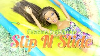 Fabulous Craft Review: Doll Slip 'n Slide
