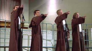 Star Wars (John Williams is The Man) a cappella tribute medley by Bonita High School
