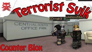 Terrorist Svik - Counter Blox - Roblox