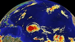 Hurricane Irma strengthens to Category 4 storm