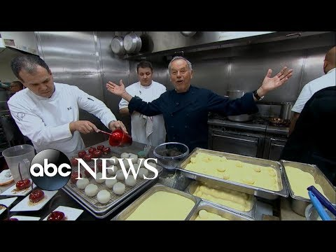 What's on Wolfgang Puck's menu for the Oscars afterparty? l GMA