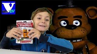 ФНАФ ФРЕДДИ ПЯТЬ НОЧЕЙ С ФРЕДДИ конструктор 8 Bit Five Nights At Freddy S FREDDY