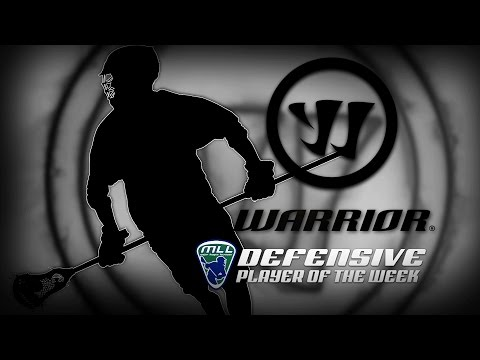 MLL Warrior Defensive Player of the Game: Brian Karalunas