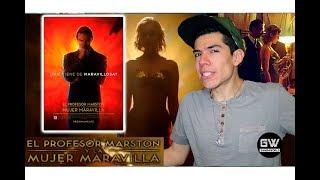 El Profesor Marston y La Mujer Maravilla (Crítica/Review)