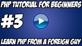 PHP Tutorial for Beginners - #3 - Important Basic PHP Rules