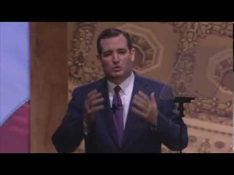 CPAC 2014 - U.S. Senator Ted Cruz (R-TX)