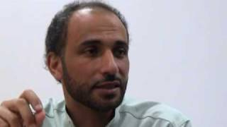 Tariq Ramadan at the Parliament of the World