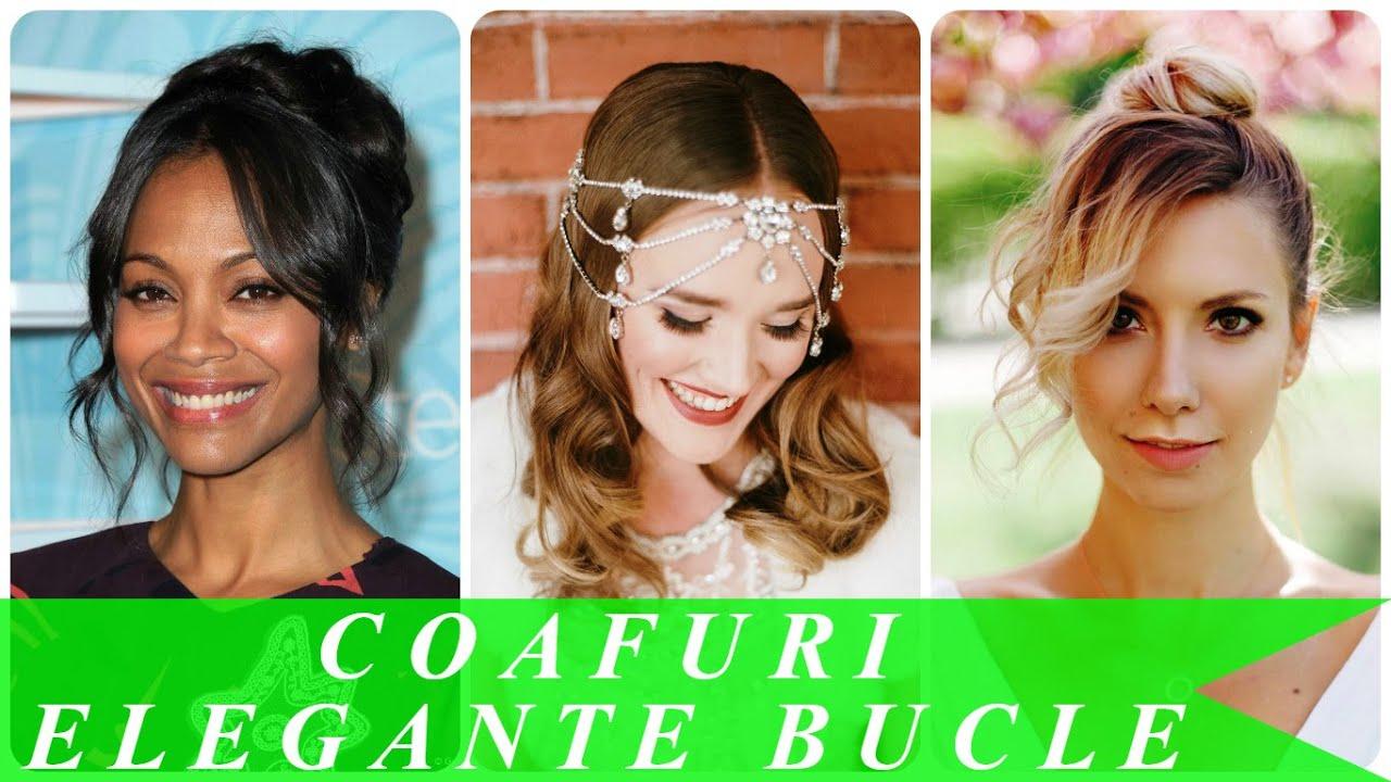Coafuri Elegante Bucle Youtube