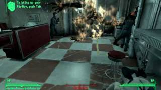 Fallout 3 - Deathclaw at your Birthday Party