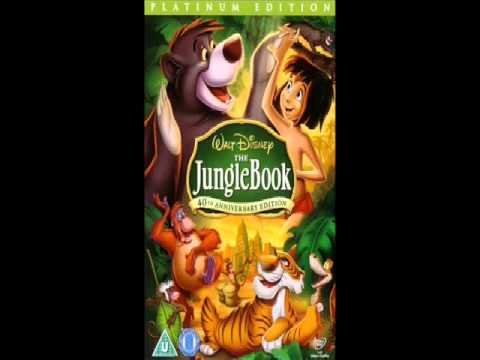 The Jungle Book Soundtrack - Colonel Hathi's March (Karaoke Version)