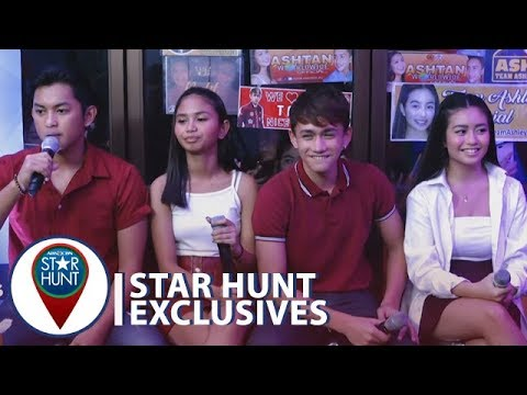 Ashley Jem Emjay sing 'Can't Get Out'   Star Hunt  Corner