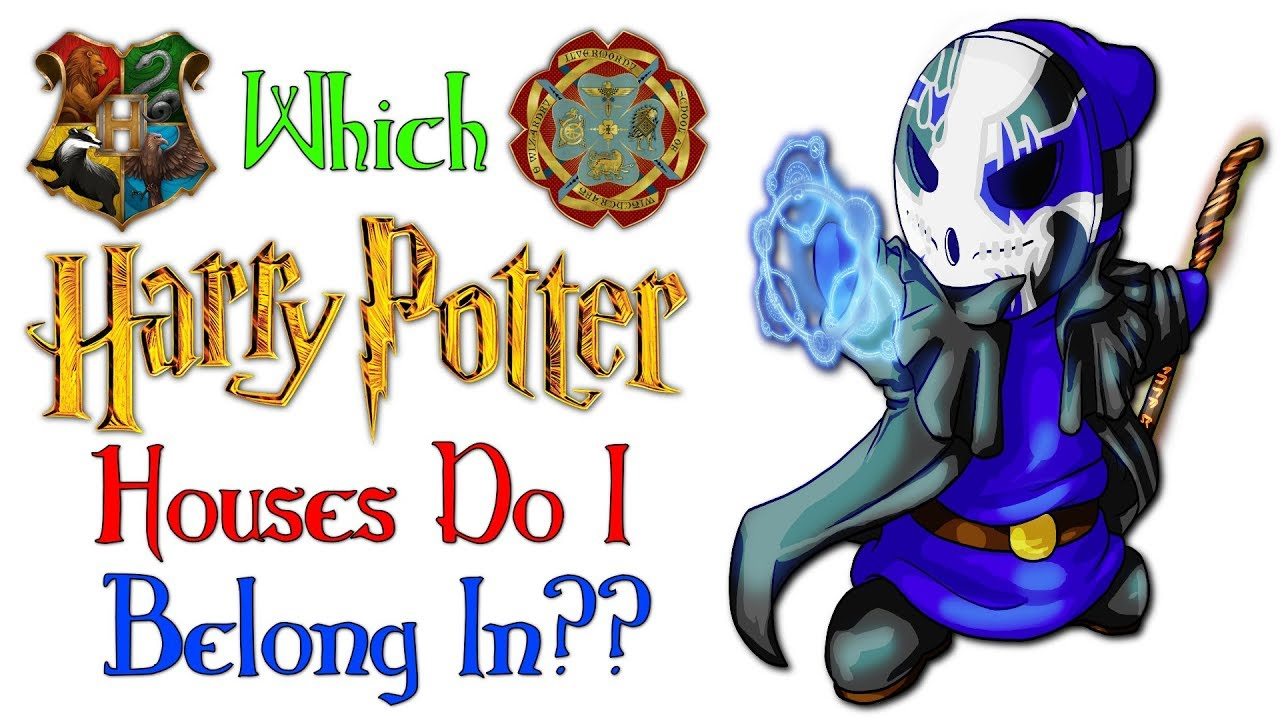 Wretch Takes The Pottermore House Sorting Quizzes! [Wretch Plays]