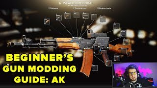 Download Escape From Tarkov Akm Basic Modding Guide How To