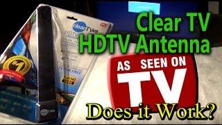 Ясний ТВ - цифровий HDTV критий антени огляд