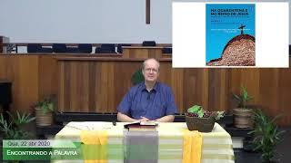 Encontrando a Palavra - Jesus e o Reino de Deus