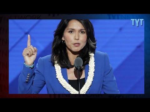 Democrats Decry Tulsi Gabbard